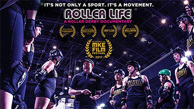 Action Roller Derby Movies