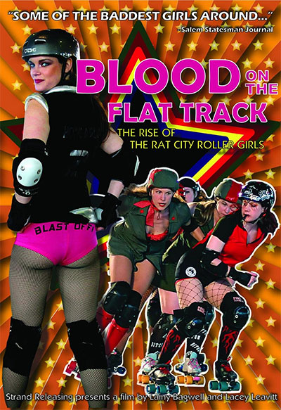 Blood on the Flat Track Movie
