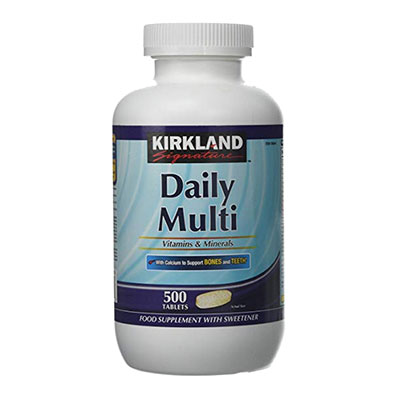Costco Vitamins and Supplements