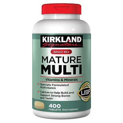 Costco Vitamins For Seniors