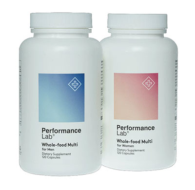 Performance Lab Whole Food Multi Reviews
