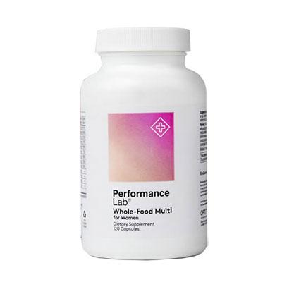 Performance Lab Whole Food Womens Multi