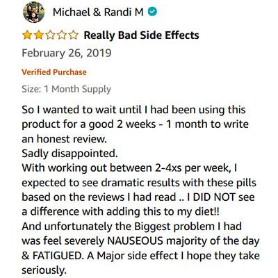 Rapid Tone Negative Reviews
