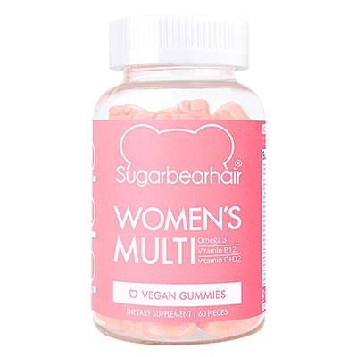 Sugar Bear Hair Womens Multi