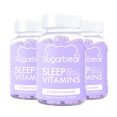 Sugarbear Sleep Vitamins Reviews