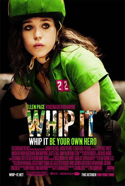 Whip It Roller Derby Movie